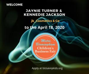 Jaynie Turner & Kennedie Jackson