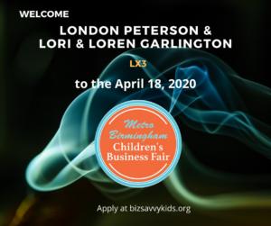 London Lori and Loren Garlington
